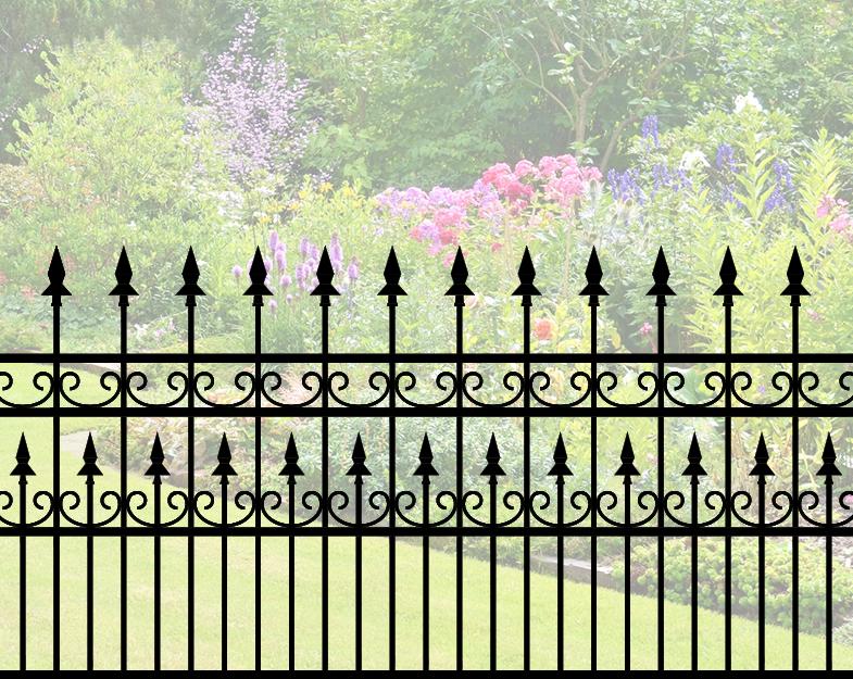 Gartenzaun Liverpool