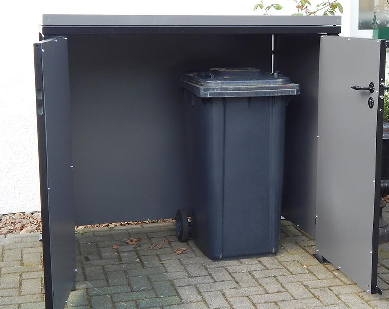 Mülltonnenbox Athen