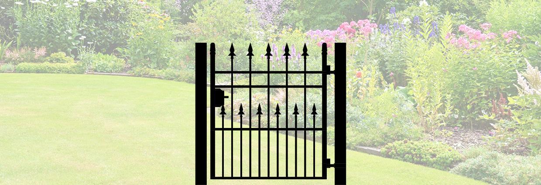 Gartentor Athen Klassik