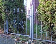 Das Gartentor Göteborg ist romatisch angehaucht und edel.