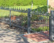 Gartenzaun Riga versprüht einen besonderen Reiz.