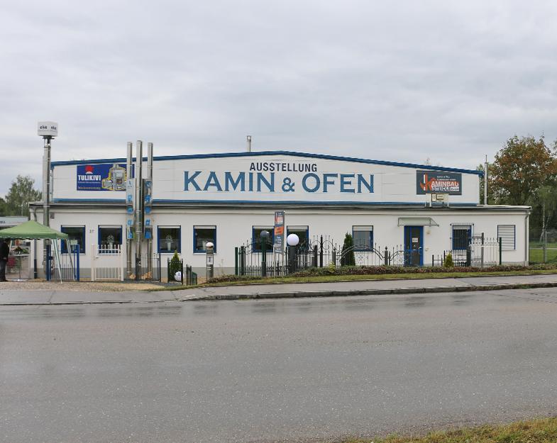 Gebäude der Niederlassung in Bobingen